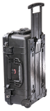 1510 Pelican Protector Carry-On Case Black Pull Handle