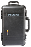 1510 Pelican Protector Carry-On Case Black Front View