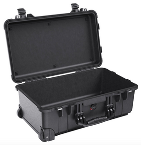 1510 Pelican Protector Carry-On Case Black
