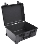 1560 Pelican Protector Case Black No Foam