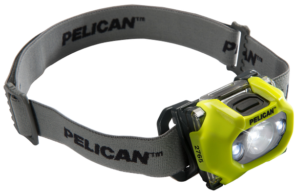2765 Pelican Headlamp Yellow