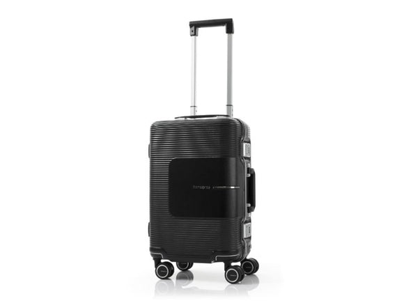 Executive spinner SCEC carry on trolley case Samsonite black