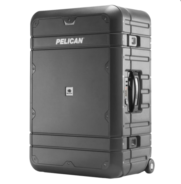 BA27 Pelican Weekender Elite Luggage Black
