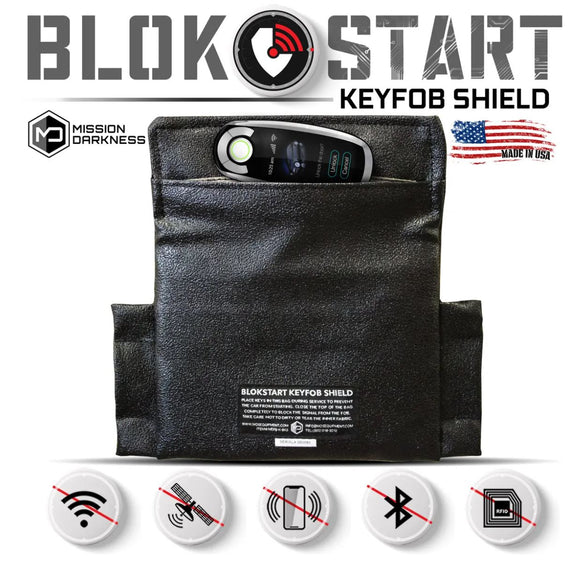 MISSION DARKNESS FARADAY BLOKSTART KEYFOB SHIELD
