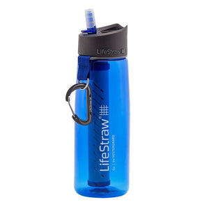 Lifestraw GO water purification drink bottle