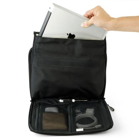 Mission Darkness Mojave Faraday Tablet Bag Advanced Wireless Device Shielding