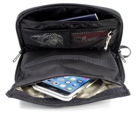 Mission Darkness Mojave Faraday Phone Bag Advanced Wireless Device Shielding