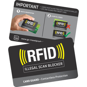 RFID CARD guard Go travel
