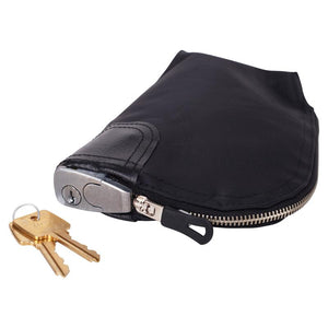 Rifkin xs Key locking security satchel Aus security products black