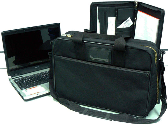 Rifkin Locking executive  security attache bag
