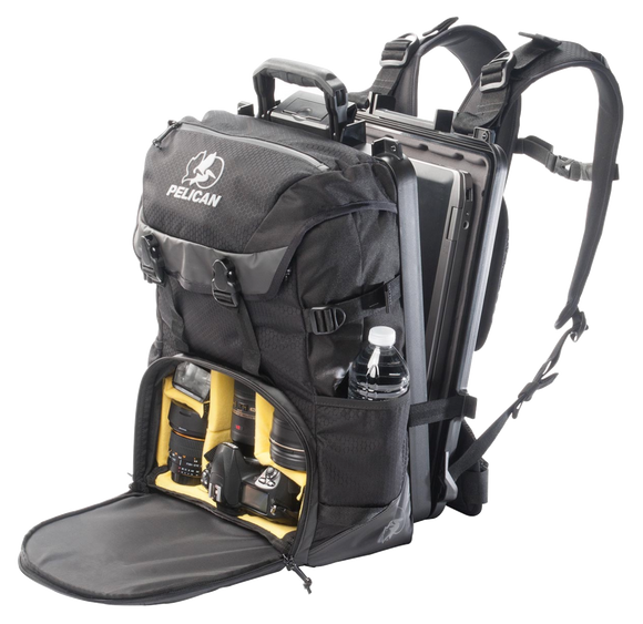 S130 Pelican Sport Camera Backpack Black