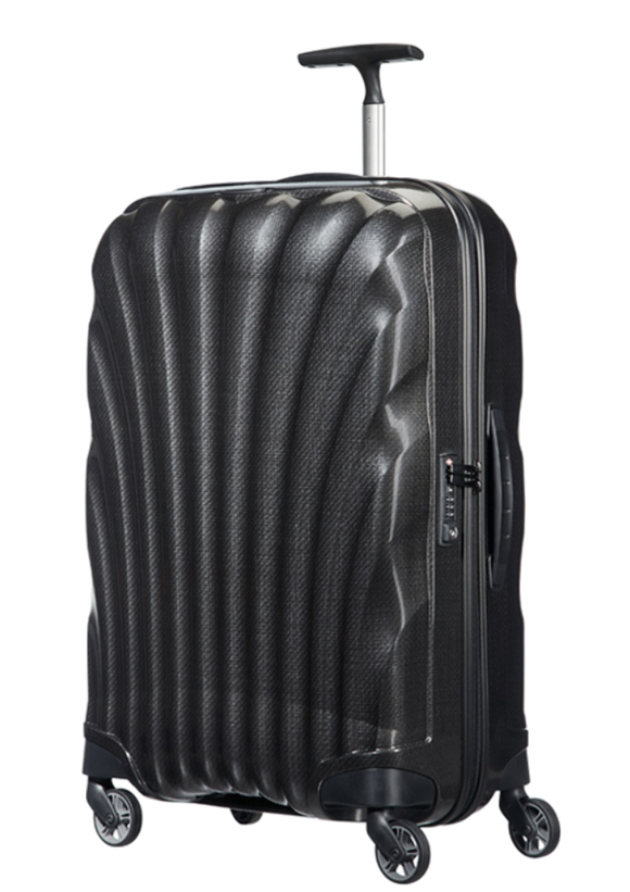 Samsonite Cosmolite 3 69cm Spinner Black