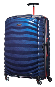 Samsonite Lite-Shock Sport 75cm Spinner Nautical Blue/Red
