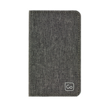 The slip RFID Grey wallet
