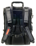 U100 Pelican Urban Backpack Black back and straps