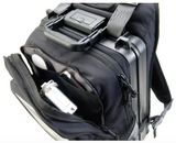 U100 Pelican Urban Backpack Black Top View