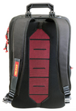 U105 Pelican Urban Backpack Black back and straps