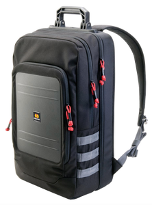 U105 Pelican Urban Backpack Black front