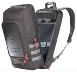 U105 Pelican Urban Backpack open black