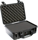 1450 Pelican case with pick and pluck foam