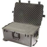 iM2975 pelican case open fitted with foam