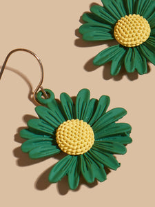 Small daisies Earrings