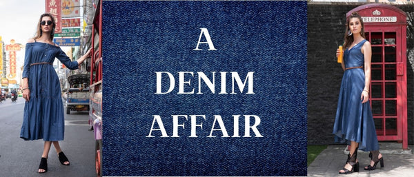 A Denim Affair: Top Denim Looks For You This Season!