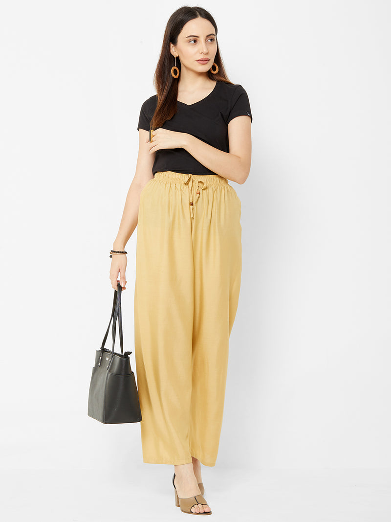 ZOLA Basic Leisure Fawn Pants