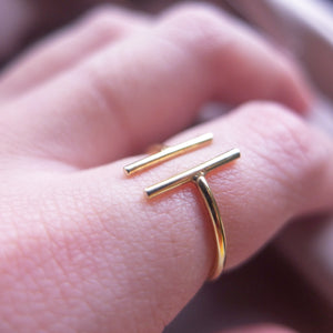Parallel Adjustable Ring