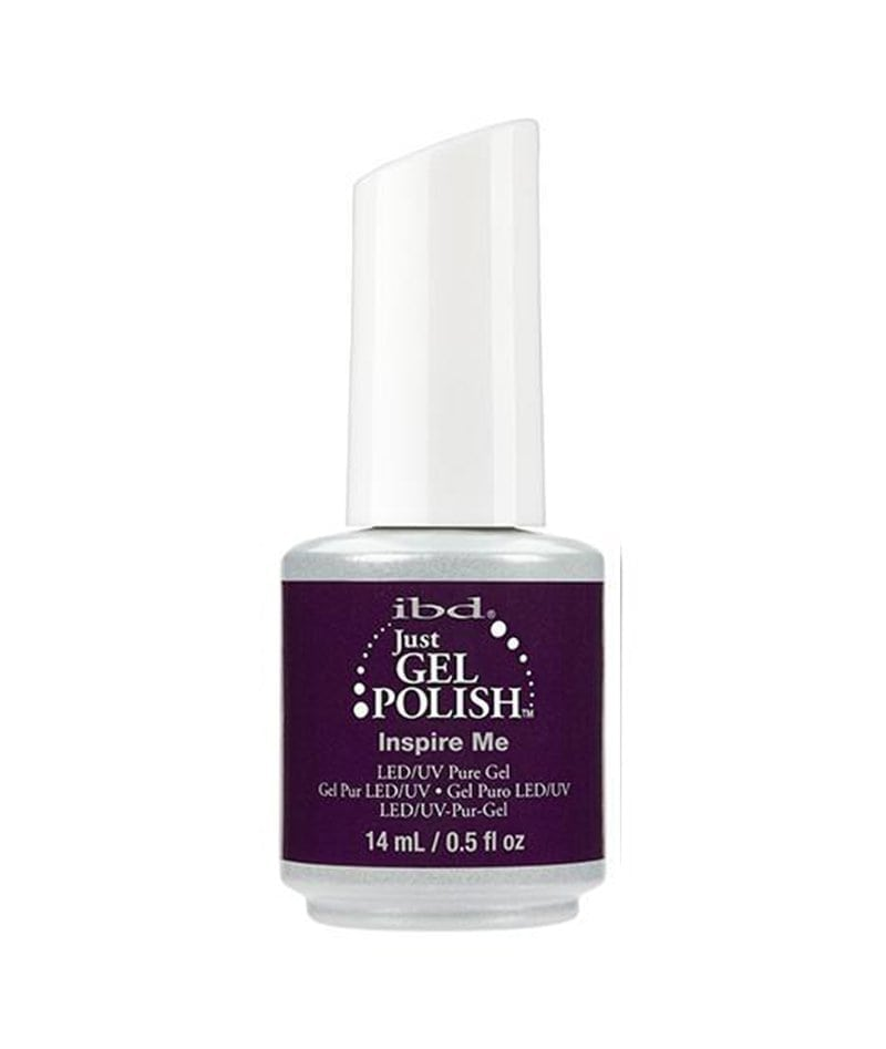 IBD JUST GEL POLISH INSPIRE ME LED&UV 14ML | LLAK GELL