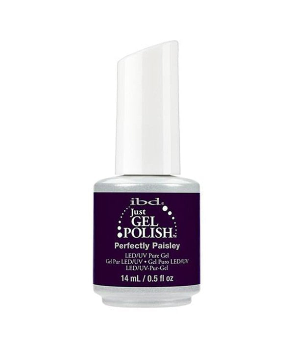 IBD JUST GEL POLISH PERFECTLY PAISLEY LED&UV 14ML | LLAK GELL