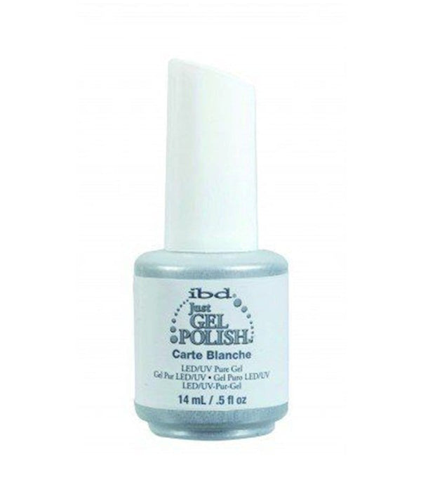 IBD JUST GEL POLISH CARTE BLANCHE LED&UV 14ML | LLAK GELL