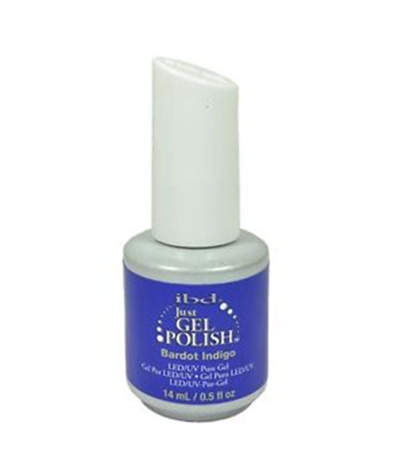 IBD JUST GEL POLISH BARDOT INDIGO LED&UV 14ML | LLAK GELL