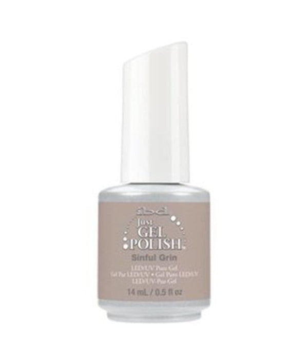 IBD JUST GEL POLISH 258BG SINFUL GRIN LED&UV 14ML | LLAK GELL