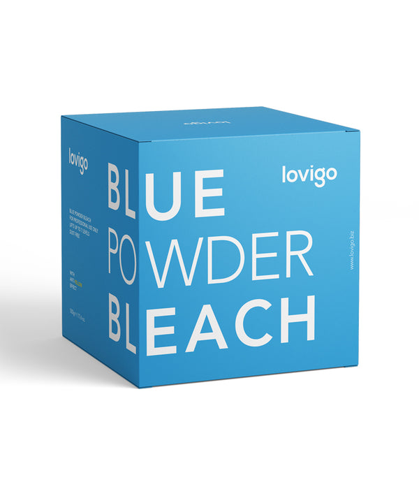 LOVIGO BLUE POWDER BLEACH 500G