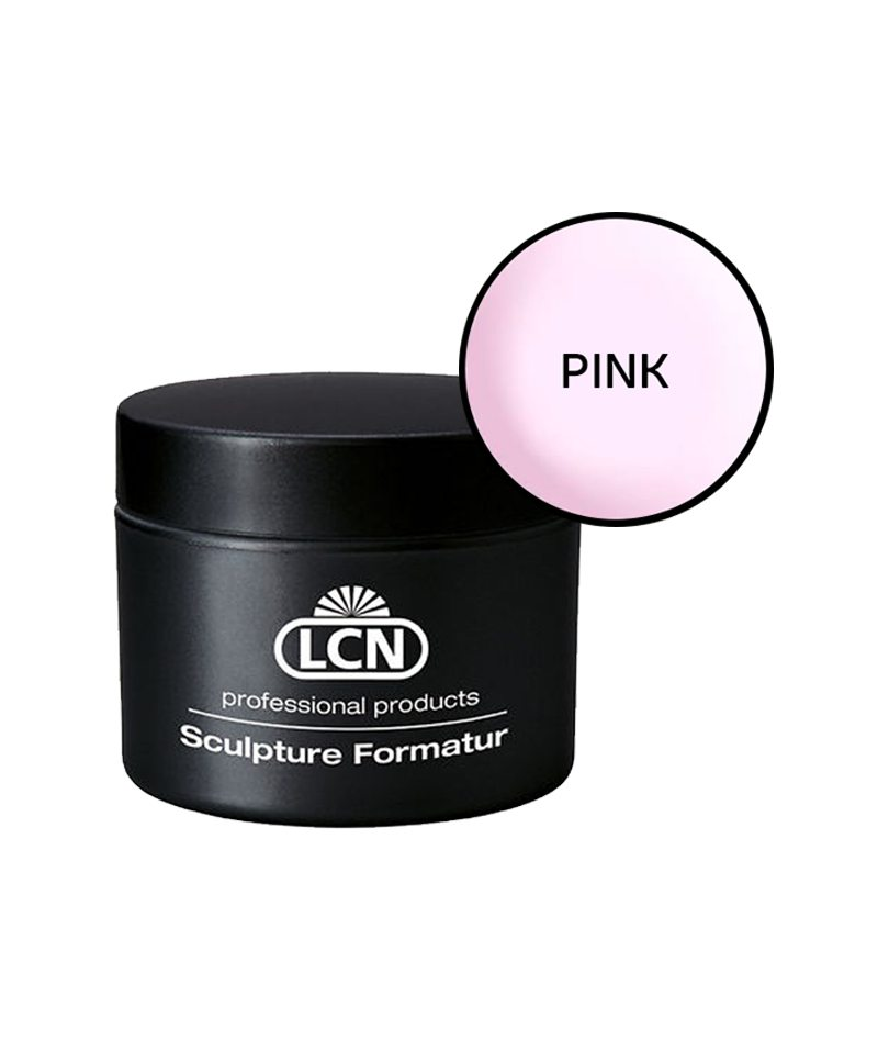 LCN SCULPTURE UV CONSTRUCTION AND EXTENSION GEL PINK 25ML | GELL NDËRTUES