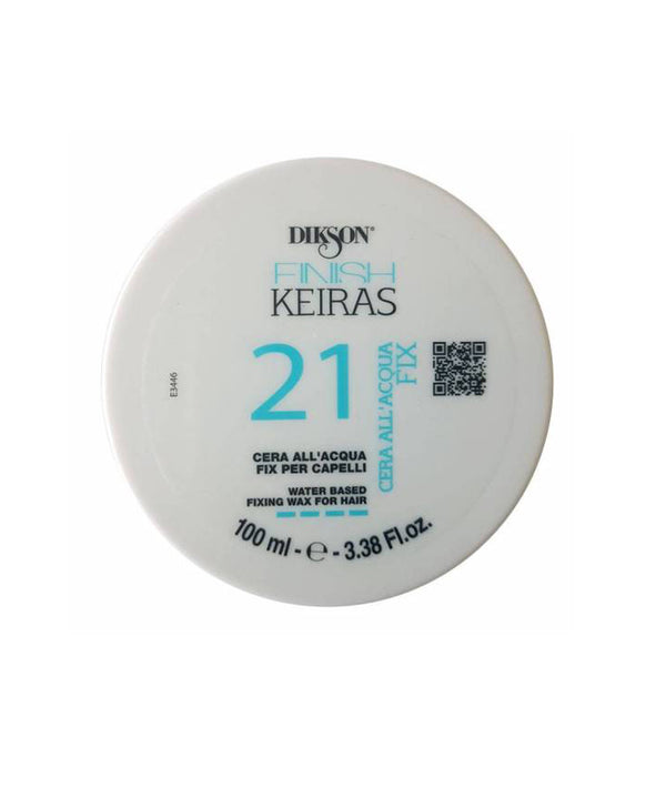 DIKSON KEIRAS FIXING WAX FOR HAIR 21 100ML | DYLLË (WAX) PËR FLOKË