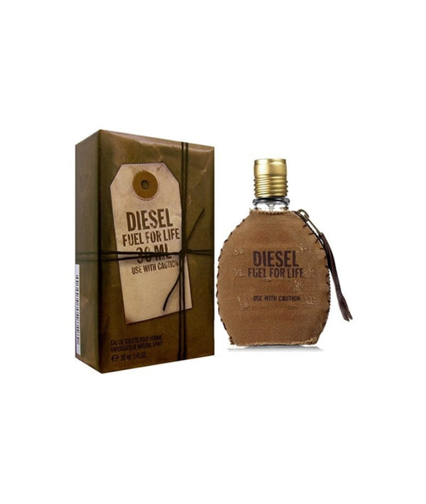 DIESEL FUEL FOR LIFE EAU DE TOILETTE SPRAY 30ml | PARFUM PËR FEMRA