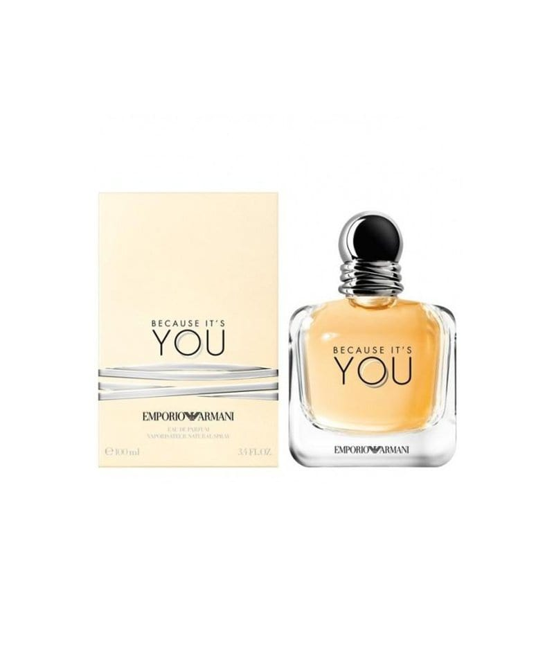 EMPORIO ARMANI BECAUSE IT`S YOU EDP 100ml | PARFUM PËR FEMRA