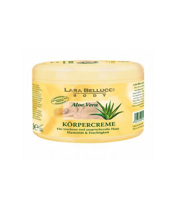 LARA BELLUCCI BODY CREAM ALOE VERA 500ML | KREM PËR TRUP