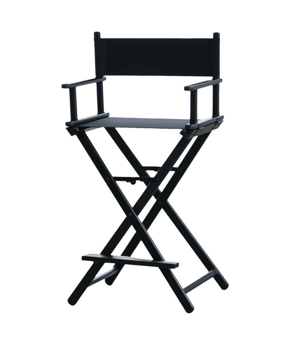 PROFESSIONAL EQUIPMENT MAKEUP CHAIR (BLACK) | KARRIGE GRIMI E ZEZË
