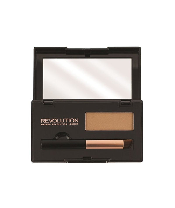 REVOLUTION ROOT COVER-UP LIGHT BROWN 2.1G | PUDËR PËR FLOKË