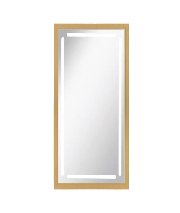 PROFESSIONAL EQUIPMENT MIRROR WITH LED 617 176x76cm | PASQYRË KAFE