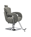 PROFESSIONAL EQUIPMENT CHAIR BARBER (BROWN) 6628 | KARRIGE KAFE