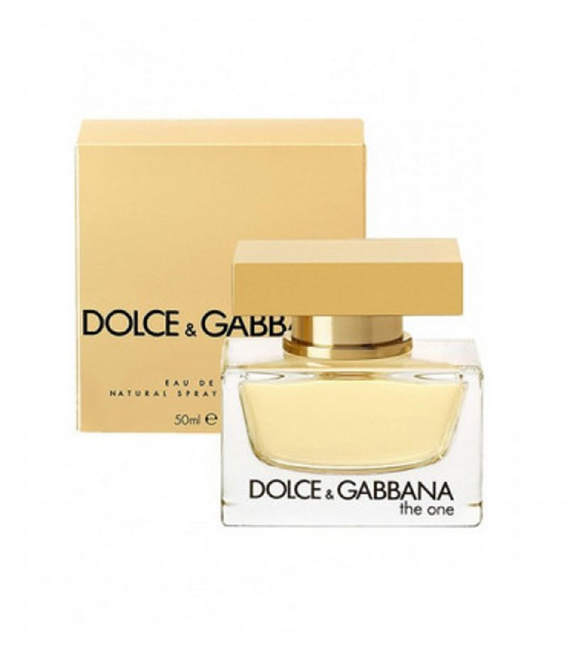 DOLCE & GABBANA THE ONE 50ML | PARFUM PËR FEMRA