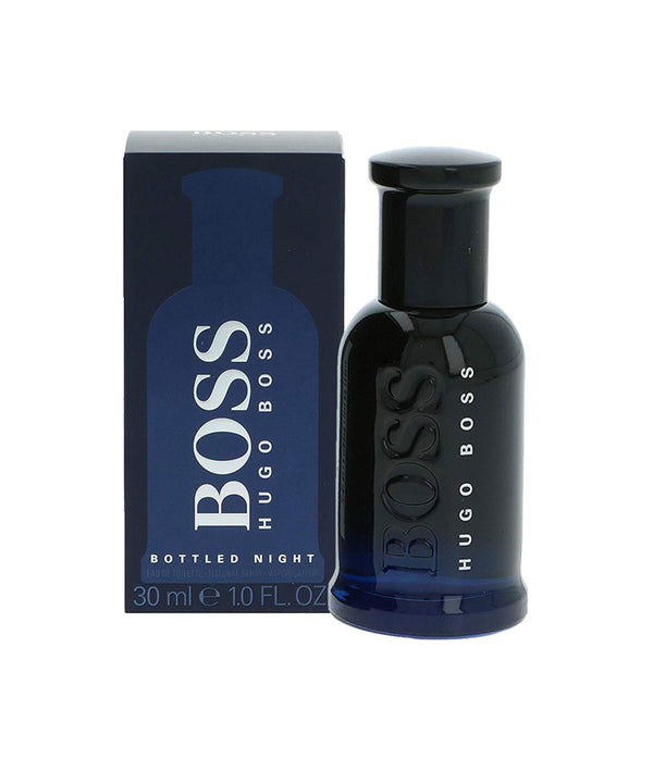 HUGO BOSS BOTTLED NIGHT EDT 30ml | PARFUM PËR MESHKUJ