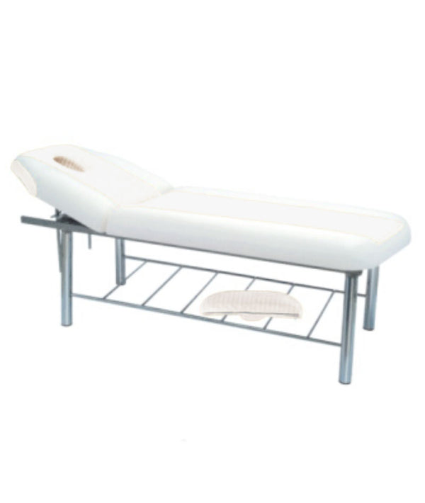 PROFESSIONAL EQUIPMENT BEAUTY SALON BED (WHITE) 765 | SHTRAT I BARDHË
