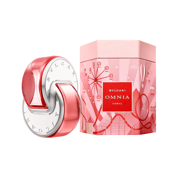 BVLGARI OMNIA CORAL EDT NEW 65ml