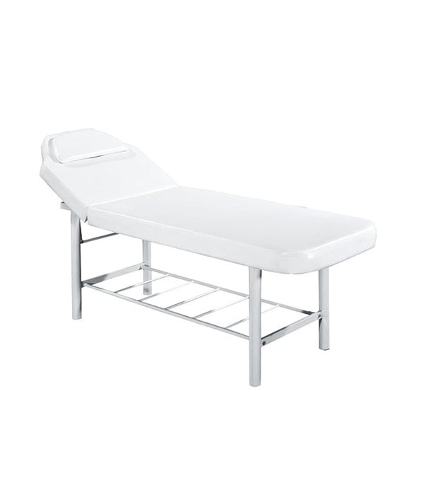 PROFESSIONAL EQUIPMENT BEAUTY SALON BED (WHITE) 783 | SHTRAT I BARDHË