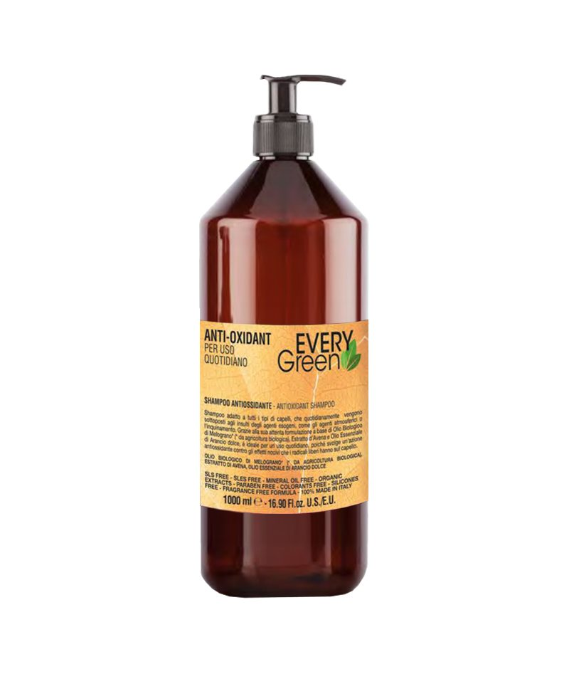 DIKSON EVERY GREEN ANTI-OXIDANT SHAMPOO 1000ML | SHAMPO